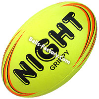 night glow rugby balls, glow in dark rugby balls
